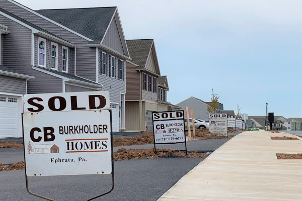 SOLD OUT of townhomes